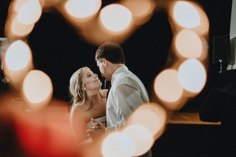 The Palmer Building wedding