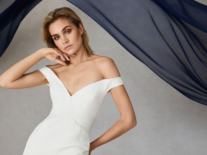 Tmx 1536871375 0a4f14611770853f Copy Of Our Story Bridal 0126 New York, NY wedding dress