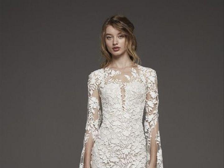 Tmx Pronoviasatelierhimalayalacefitteddresswithcape 51 935789 New York, NY wedding dress