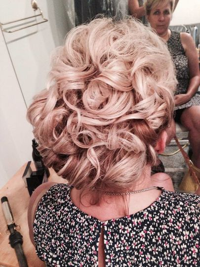 Twisted up do
