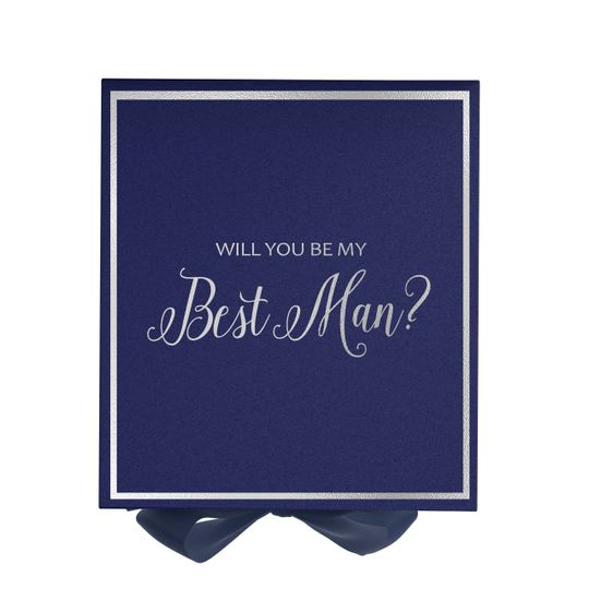 Proposal Box WIll you be mu?