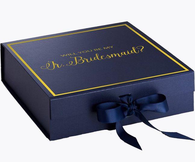 Proposal Box WIll you be mu?