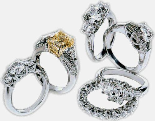 Tmx 1342560508619 DiamondRings San Diego wedding jewelry