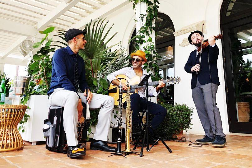 Gypsy Jazz Trio - Four Seasons