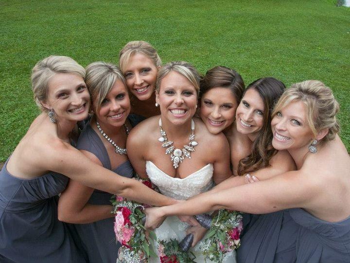 Tmx 1438719657883 Laura Durkin 6.27.2015 Bridesmaids Silver Spring wedding beauty