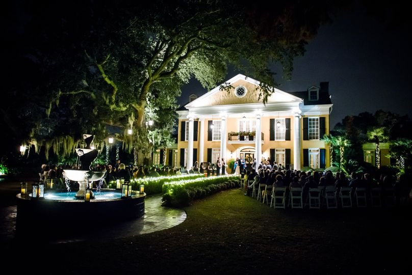 "Voted ""Most Romantic"" and ""Best All-Around"" Wedding Venue in New Orleans-Southern Oaks Plantation"