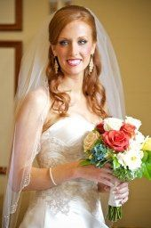 Gorgeous glow, our bride Melissa stuns all her guests on her wedding day. She did not want to look...