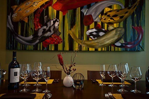 H5O private dining room