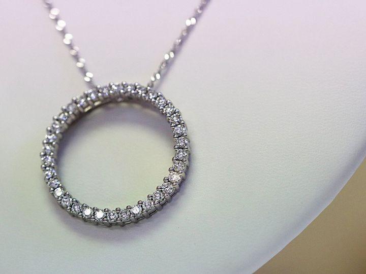 Tmx Circlependant 51 1059789 Hackensack, NJ wedding jewelry