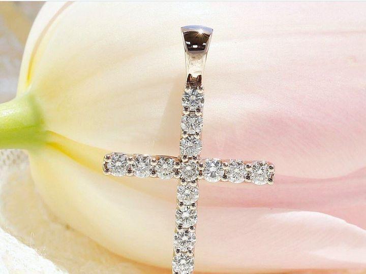 Tmx Cross 51 1059789 Hackensack, NJ wedding jewelry