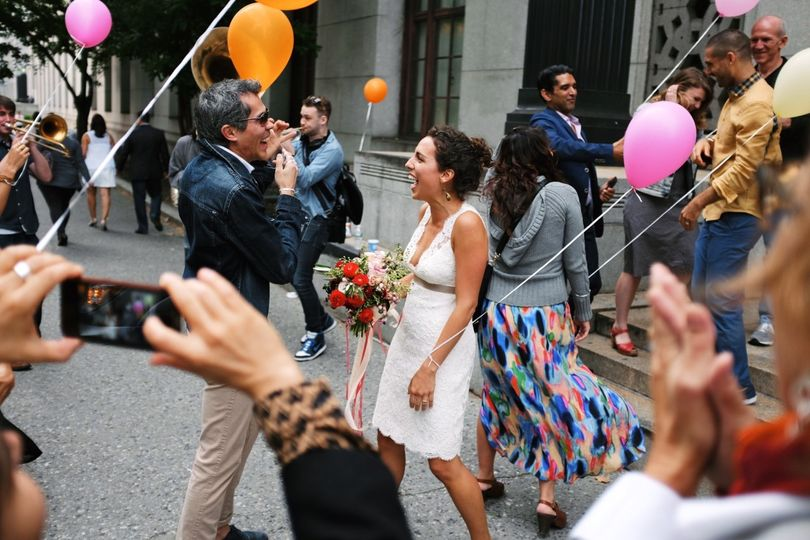 Ceremony celebrations