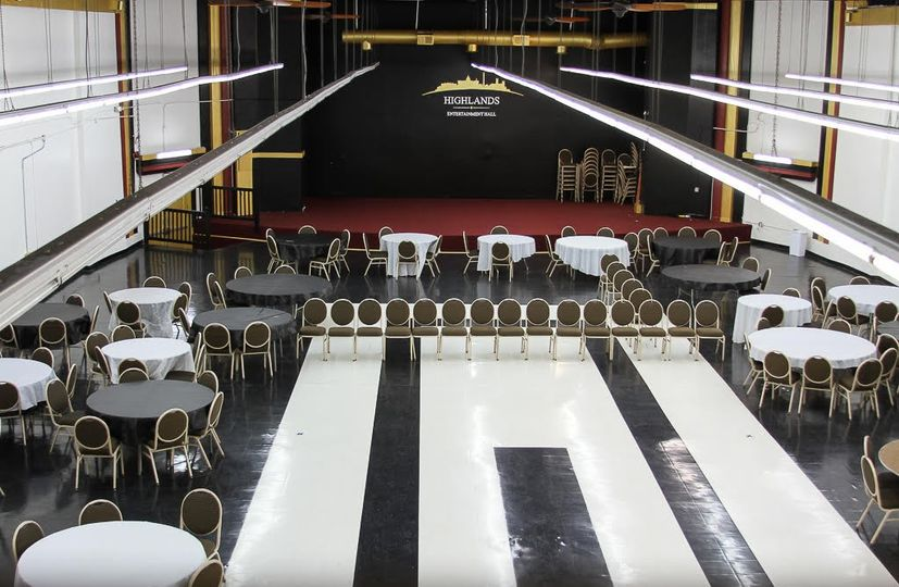 Flexible event space