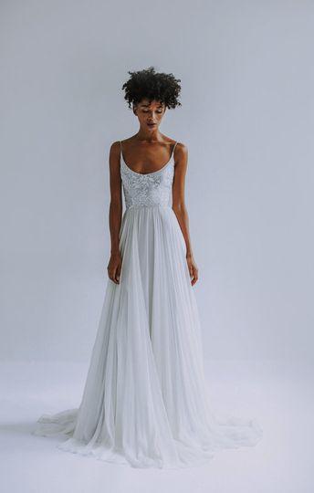 Élsca Bride Leanne Marshall