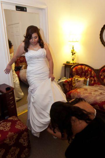 Stephanie simmons wedding