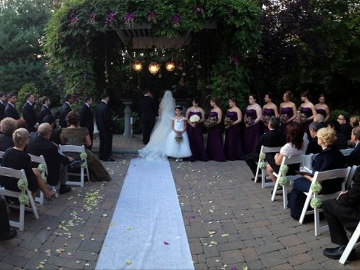 Tmx 1364469675117 Ceremon93012 Belleville, NJ wedding venue