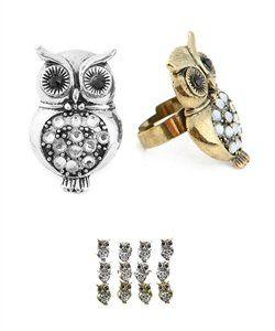 Tmx 1299593352906 Adjustableowlstonering8.00 Oak Park, MI wedding jewelry
