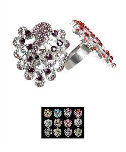 Tmx 1299593353218 Adjustablepeacockring7.00 Oak Park, MI wedding jewelry