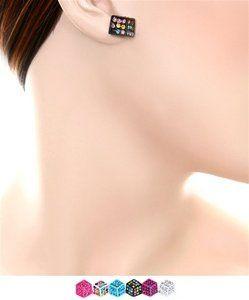 Tmx 1299593357515 Fashiondiceshapeearrings10.00 Oak Park, MI wedding jewelry
