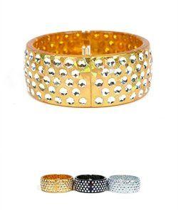 Tmx 1299593361984 Goldbangle10.00 Oak Park, MI wedding jewelry