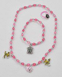 Tmx 1299593362609 Kidsanimalnecklace5.00charmset Oak Park, MI wedding jewelry