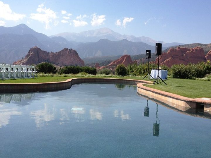 Tmx 1351207367378 Gardenofgodsclubceremony Colorado Springs, Colorado wedding dj