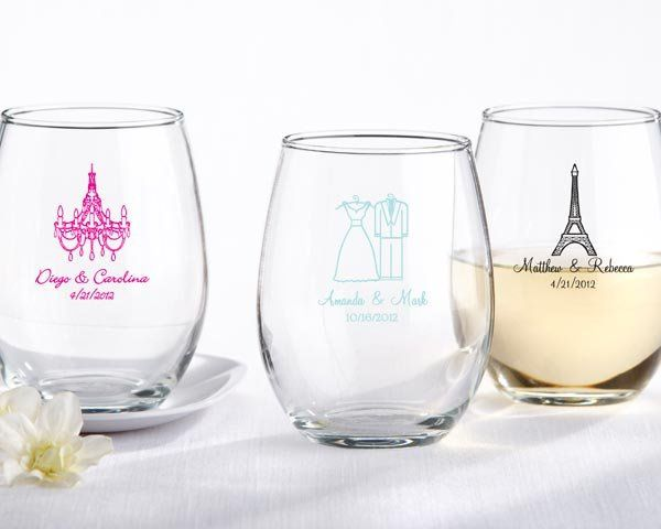 Tmx 1322536697656 30009WeddingStemlessWineGlassL1 Richmond Hill wedding favor