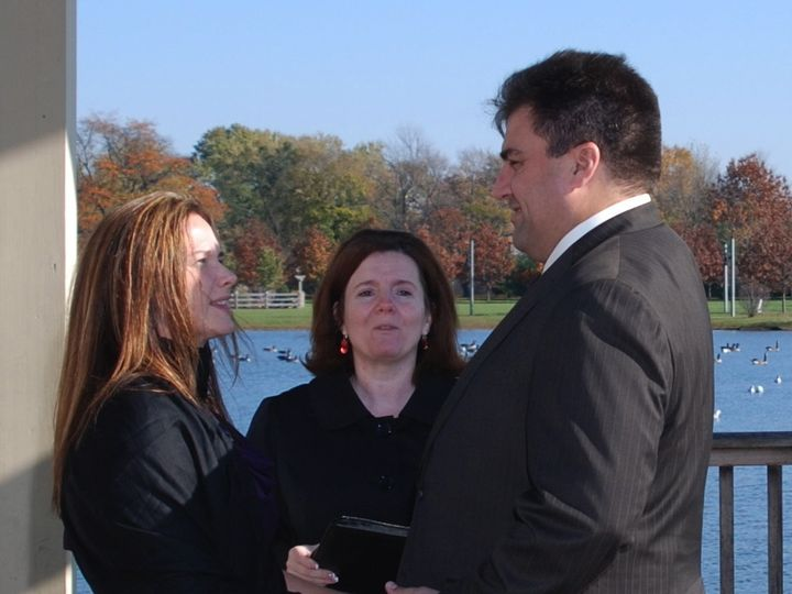 Tmx 1397243937410 Lisa  Brian Schenectady, New York wedding officiant
