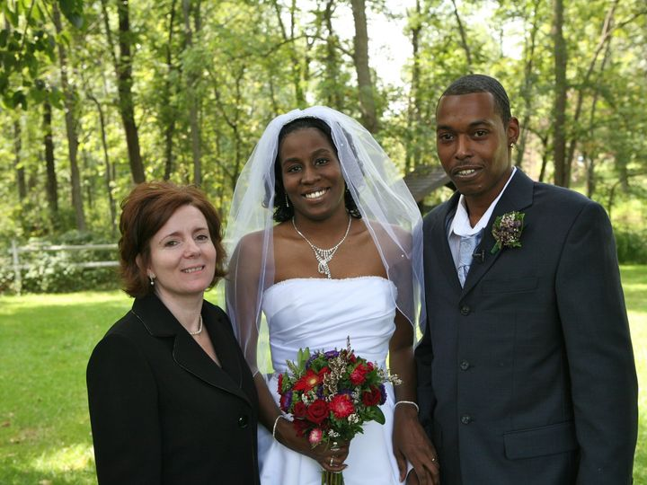 Tmx 1499392425841 2000 06 11 23.30.42 Schenectady, New York wedding officiant