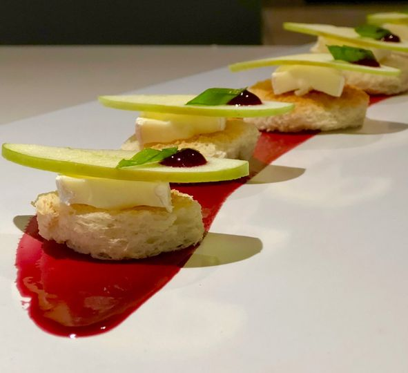 Vegetarian Hors D'oeuvres