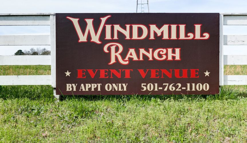 Windmill Ranch Sign