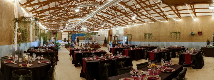 Venue for Dining/Dance/Vows
