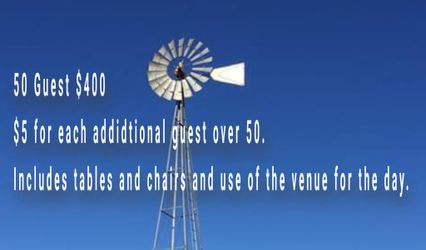Windmill Ranch Venue