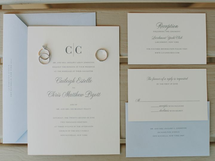 Tmx Ccw 0017 51 1095889 159424433249885 Larchmont, NY wedding invitation