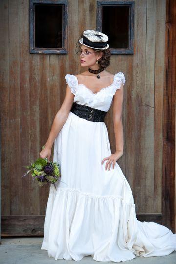 Recapture Vintage Bridal Collection