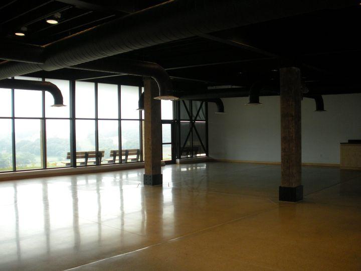 Inside Venue