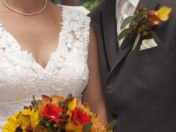 Tmx 1418664337076 Sara  Will Sinflower Boquet Sarah E Reynoldsburg, OH wedding planner