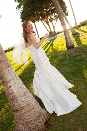 Beaming bride - The Bliss Creative