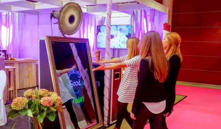 Magic Mirror Party Pix