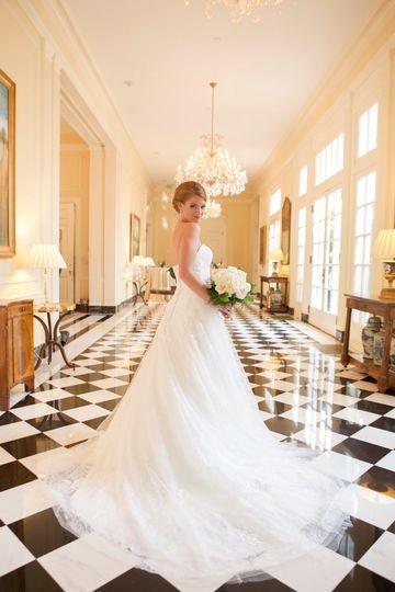 Beautiful Bride   Hair by Tiffany