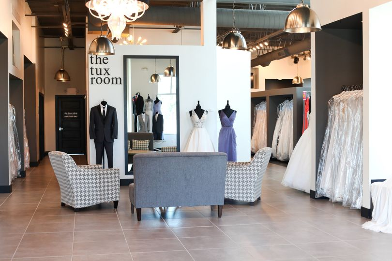 The Dress Shop & The Tux Room