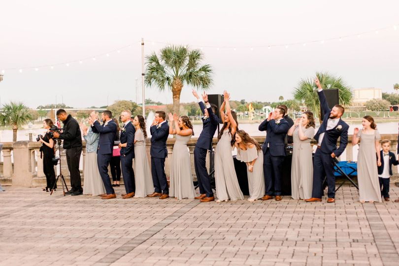 Bridal Party Goals