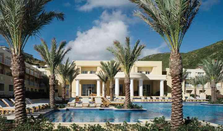 The Westin Dawn Beach Resort & Spa, St.Maarten