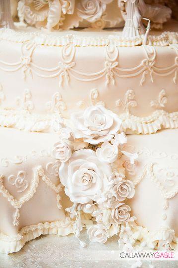 victorian wedding cake 2