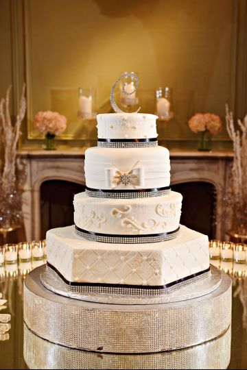 wedding cakes new orleans bakeries gambino s bakery wedding cake metairie la weddingwire 25084