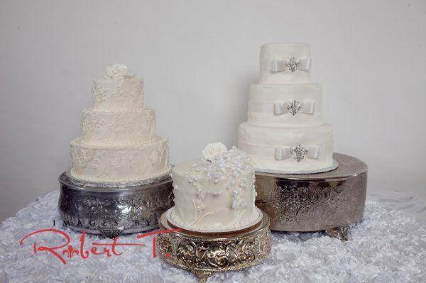Tmx 1316706606113 IMG6045 Metairie wedding cake