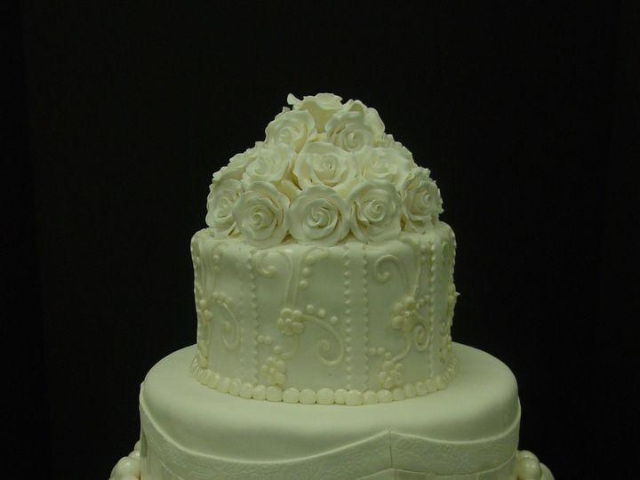 Tmx 1440259998753 Bocage Wedding Cake Metairie wedding cake