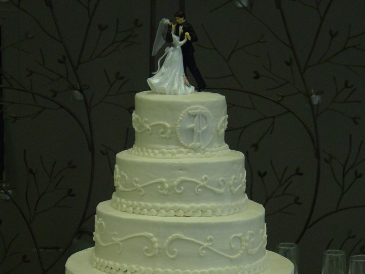Tmx 1440262694861 Tchoupitoulas Cake Metairie wedding cake