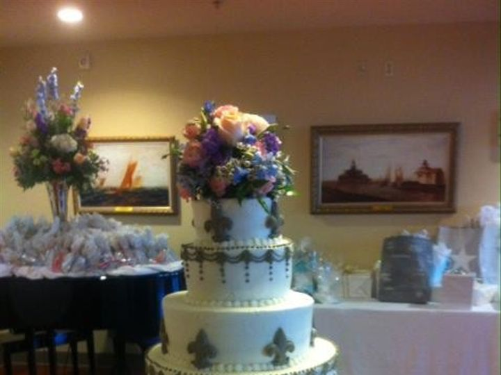 Tmx 1440263105983 Wynn Russo Metairie wedding cake