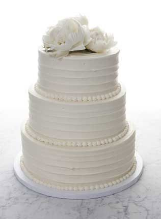 Tmx 1500140355033 Cottonwhiteweddingcake Metairie wedding cake
