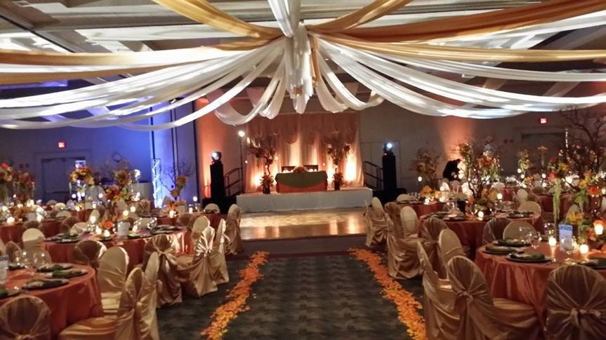Visalia Convention Center Venue Visalia Ca Weddingwire